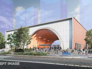 Rail Projects Victoria Unveils Melbourne Metro Tunnel Station Designs