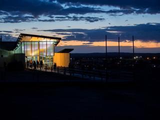 Off Train Excursion - Broken Hill - Miners Memorial
