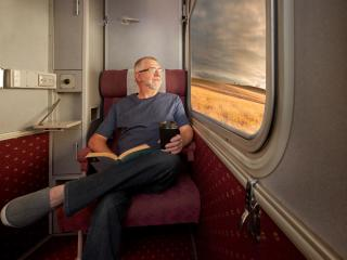 Spirit of the Outback 1st Class Sleeper