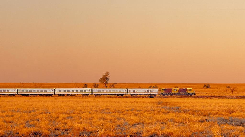 Spirit of the Outback Train Journey Brisbane to Longreach