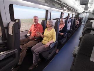 Tilt Train Economy